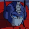 Optimus Prime: my heart is human