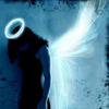 wistful, angel