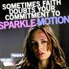 Faith - Sparkle Motion