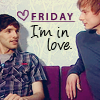 i need a raincoat.: Merlin - Colin/Bradley Friday I'm in lov