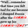 Commie-isms