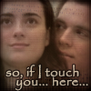 ncis - tony/ziva - right there