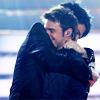 it only burns when I breathe: ai: kris&adam - hug by gottalovev