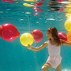 весна под водой