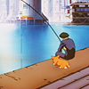 spike and ein fishing