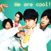 Chie: ARASHI IS COOL!