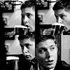 spn: dean - *slurp* that beer