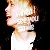 종현 • then i see you smile。