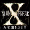 morbidprose: X freak!