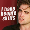 Edward people skills
