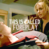 Kelly: Buffy: Foreplay