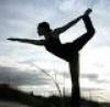 Fluttering Things: yoga dancer