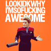 ST: janeway idk why im awesome