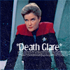 Duty & Devotion: star trek janeway death glare