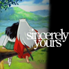Kagome: IY - Sincerely yours