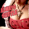 Jenny: {lots} cara - always subtle