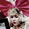 Lolita: Pink Head-eating Bow