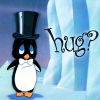 silver_chipmunk: penguin hug