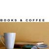 {books} ...and coffee