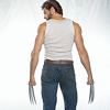 [Hugh] Wolverine's back