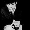 paul mccartney w/ tea