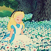 {Alice in Wonderland} Alice