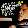 K: [vd] vampires burn in the sun!