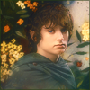 ... where would I be: Frodo Pensive