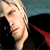 Dante is not amused.