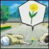Silvra: Gintoki: have a flower /Gintama