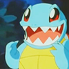 Pengu ☆: Pkm ♣ Creepy Squirtle is being creepy