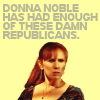 Donna has had enough by PrettyQuoteable