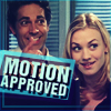 Chuck: Motion Approved