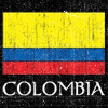 Colombia: Big Flag