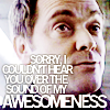 Alaric Saltzbuns: spn [crowley is awesome]