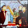 gintoki x hijikata drinking buddies