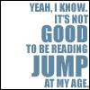 jump at my age