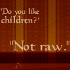 raw children - discworld