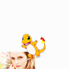 Charmander: emma and charmander by innocent_lexys