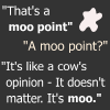 Friends - Moo Point