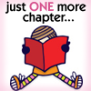 Cirynne / Eld / Jeanette: book stack