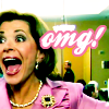 lucille bluth, excited, on crack