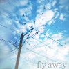 [text] fly away