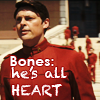 janice_lester: Bones: he's all heart