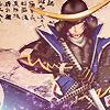 Sengoku Basara - Masamune and sword