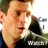 johnsheppardluv: castle and watching