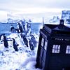 Penguin TARDIS