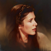 Mish: Star Wars -- Pretty Leia in Brown