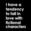 implicitrapture: Text - Fictional characters