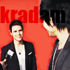 onlyndreams85: Kradam Kris checking out Adam